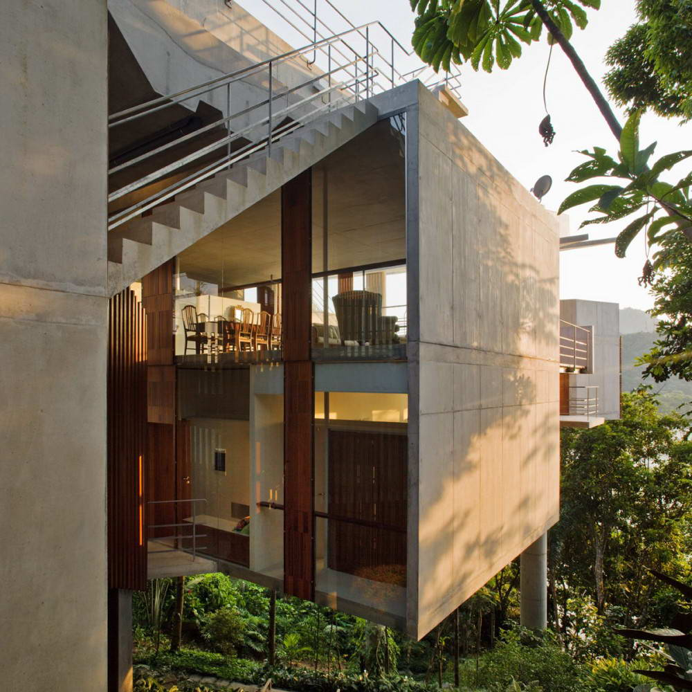 Sfaturi de luat în considerare pentru casele de beton moderne